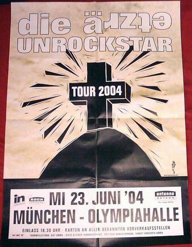 Die Ärzte / Munich - 06/23/04