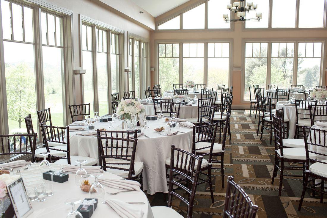 Wedding Setup Bretton Woods Md