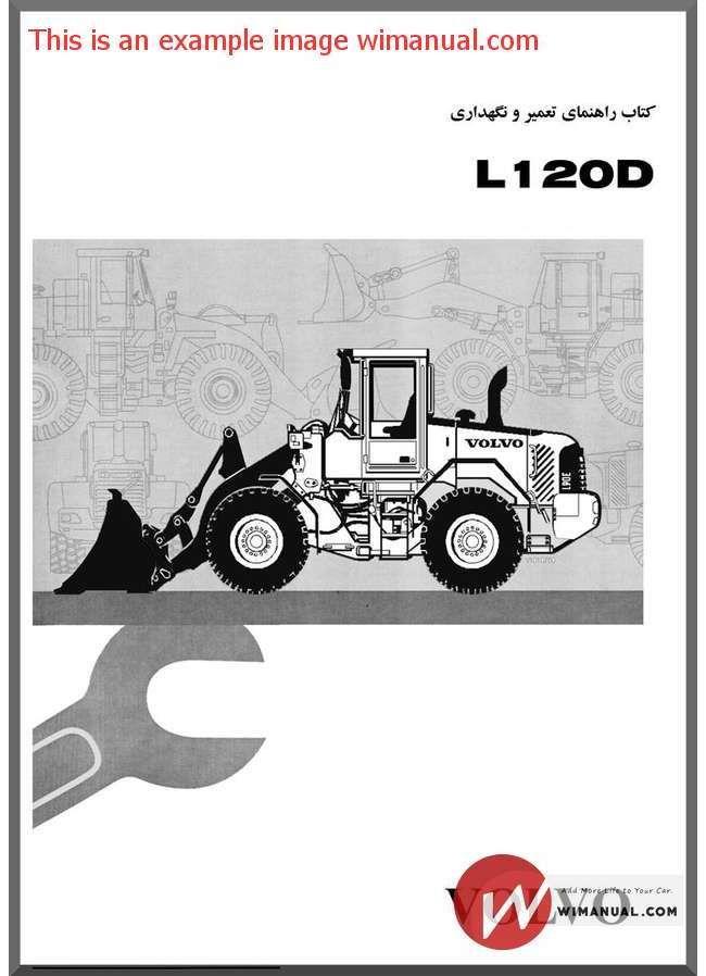 Volvo L120d Wiring Diagram