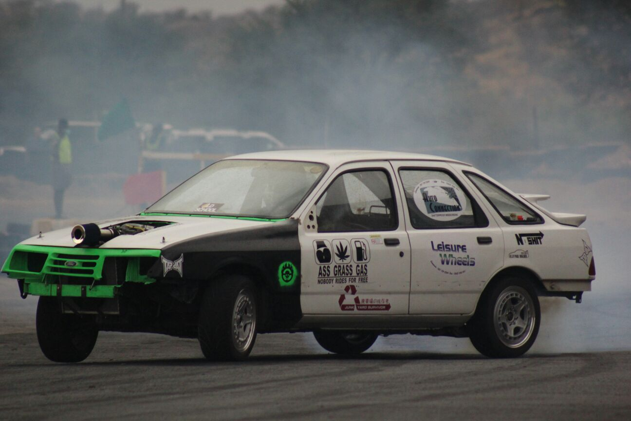 Ford Sierra Xr8 Drift Car 1uz Fe V8 Lexus V8 4 0 V8 Sr20