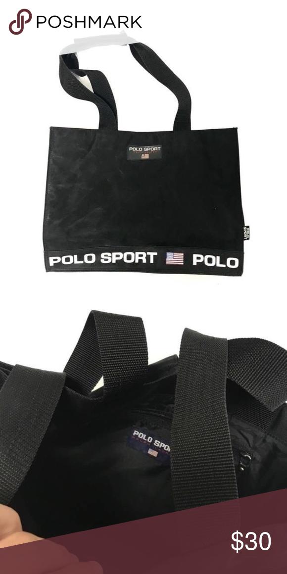 94433fffac1 POLO RALPH LAUREN Vintage Polo Sport Bag Very cool bag Good condition Polo  by Ralph Lauren Bags