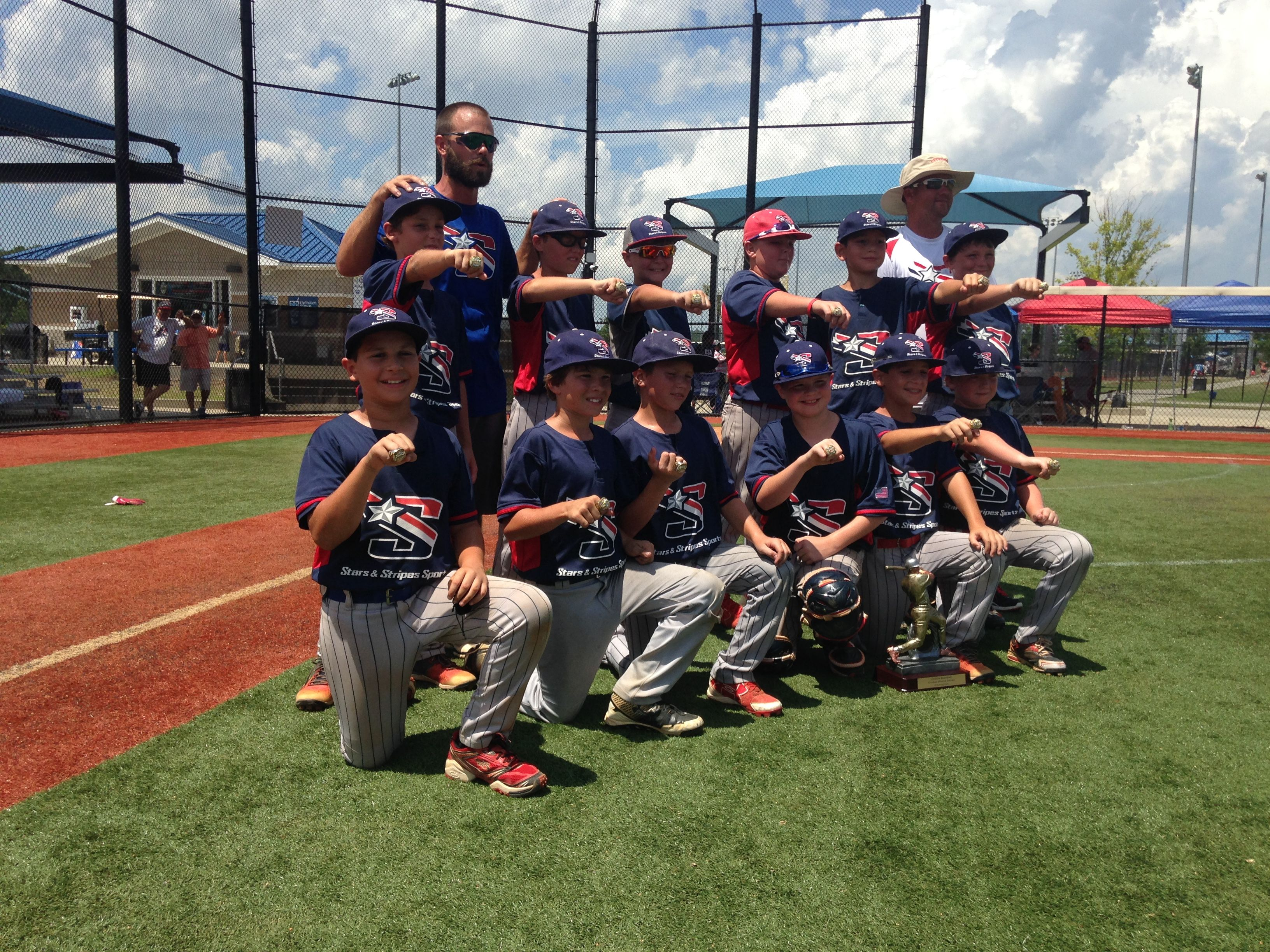 Columbia Sc Stars And Stripes Patriots Win Usssa Global World Series In Myrtle Beach Myrtle Beach Columbia Sc Global World