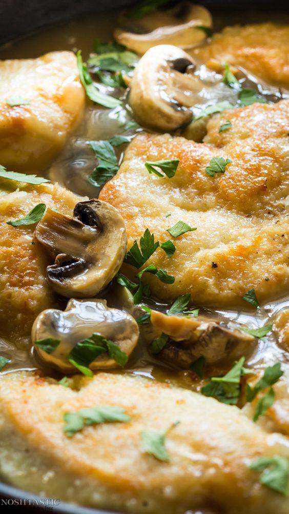 Paleo Chicken Marsala Recipe Gluten Free Chicken Chicken