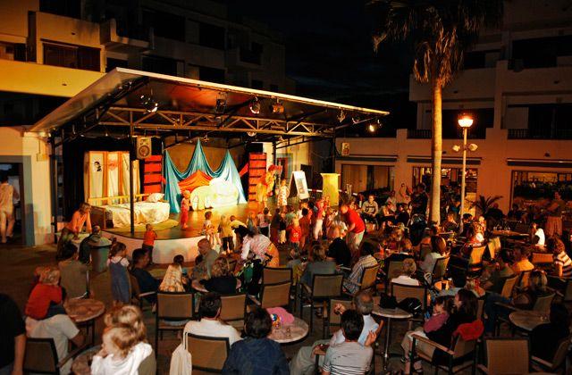 Soirée animée au Club Marmara Roc Las Rocas 3* #vacances