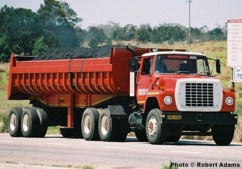 FORD LOUISVILLE in South Africa Trucks, Big trucks