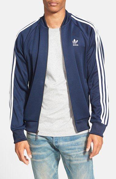 adidas Originals 'Superstar' Track Jacket - Huisstijl