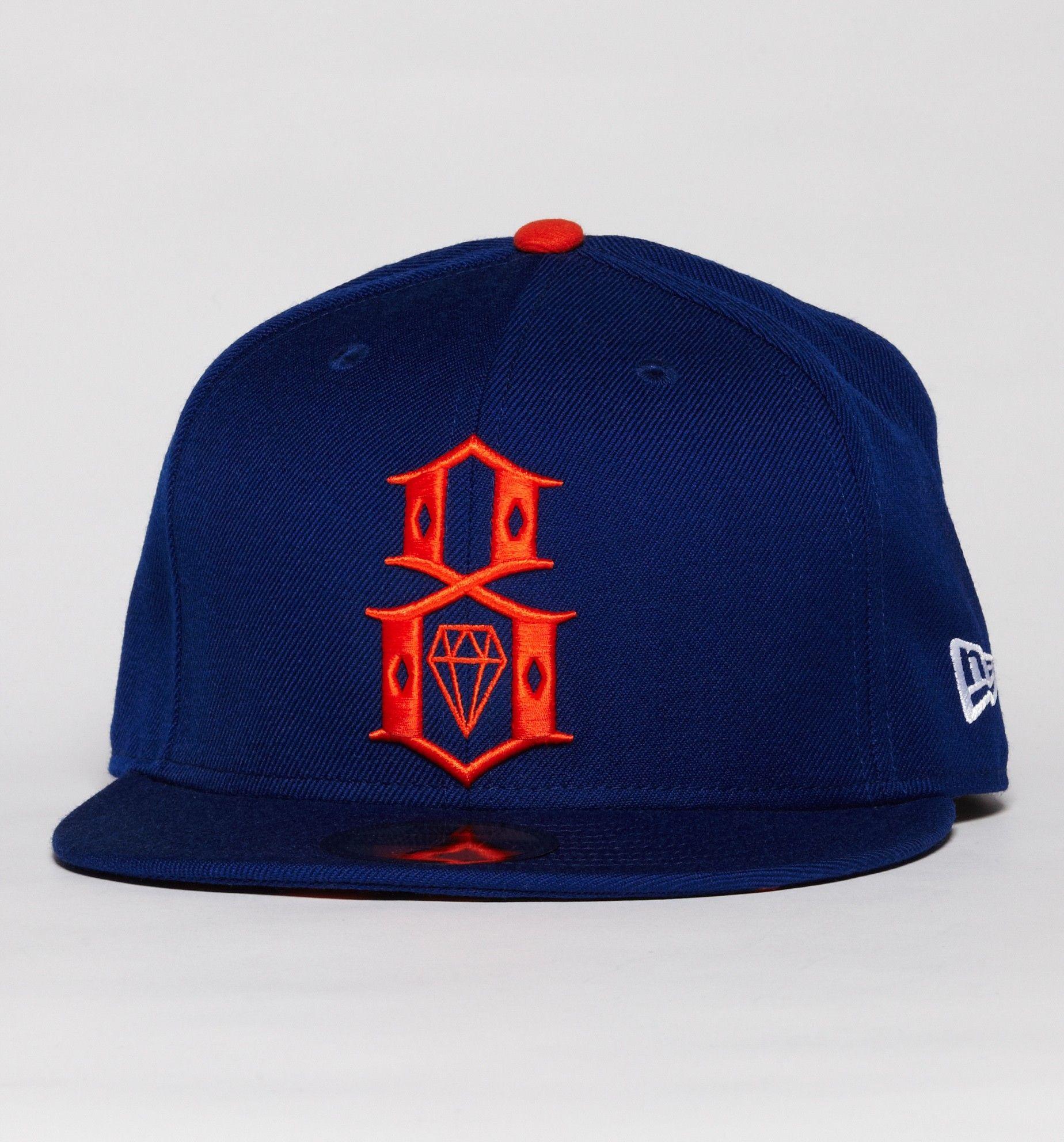 Rebel8 Logo New Era New Era Logo New Era Fitted Baseball Caps