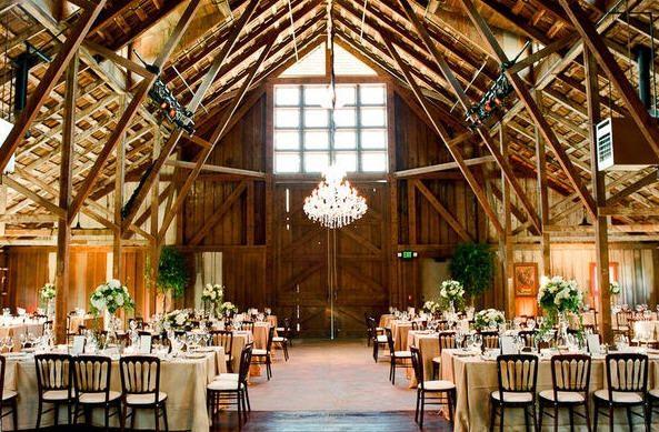 Rustic Elegant Barn Weddings Events Photo From Stylemepretty Blog Winmock