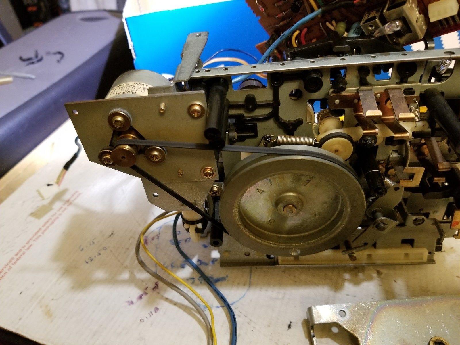 Sharp RT-3388A Computer Controlled Stereo Cassete Deck ( New