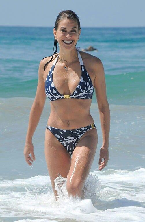 Bikini hatcher pic teri suggest