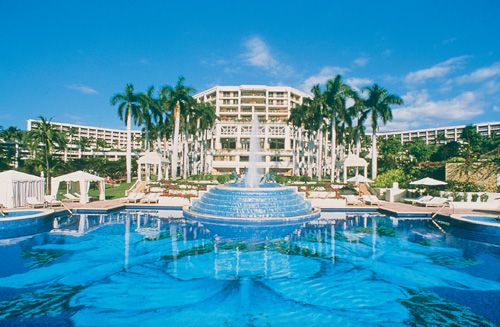 Grand Wailea In Maui Perfect Beach Amazing Pools Also Home Of The One