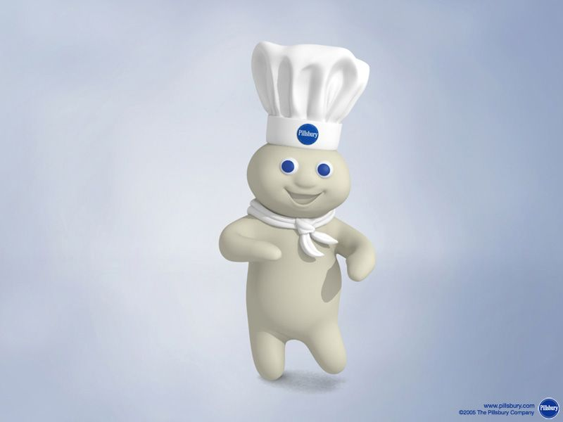 pillsbury dough boy and recipes daily dish with foodie friends friday - Pillsbury Dough Boy Halloween Cookies