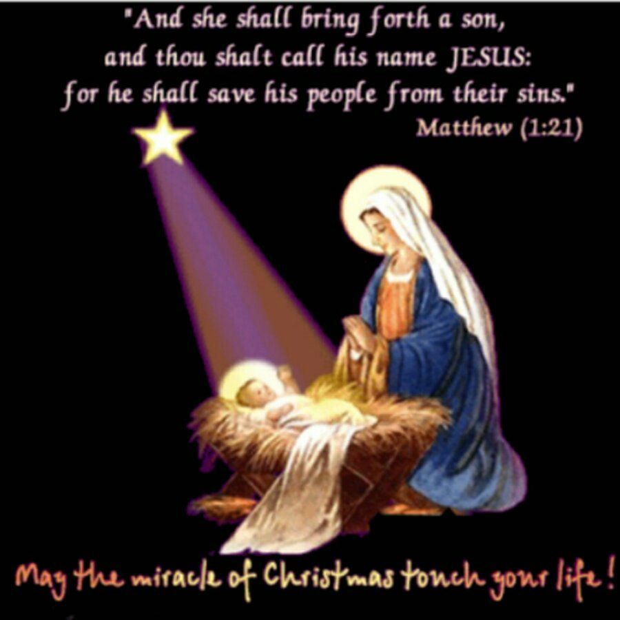 Let\'s celebrate the birth of Jesus Merry Christmas and God bless you ...