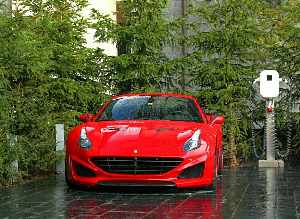 Ferrari California N-Largo by Novitec   Ferrari california ...