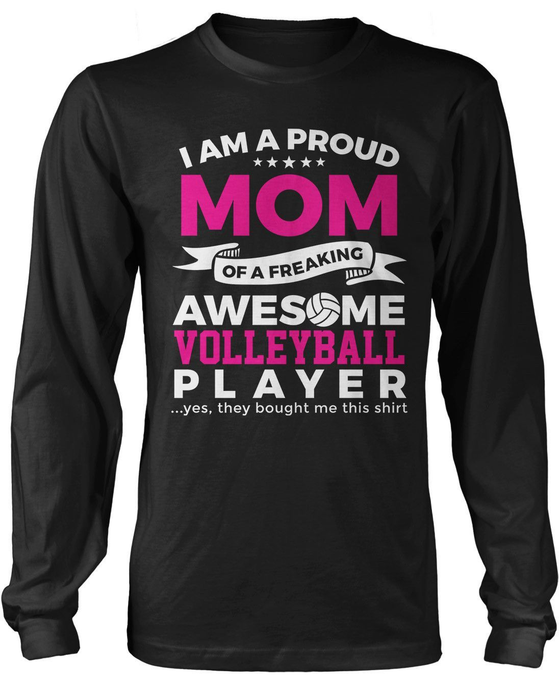Proud Nickname Of An Awesome Volleyball Player T Shirt Hoodie Comfy Hoodies Personalized T Shirts Shirts