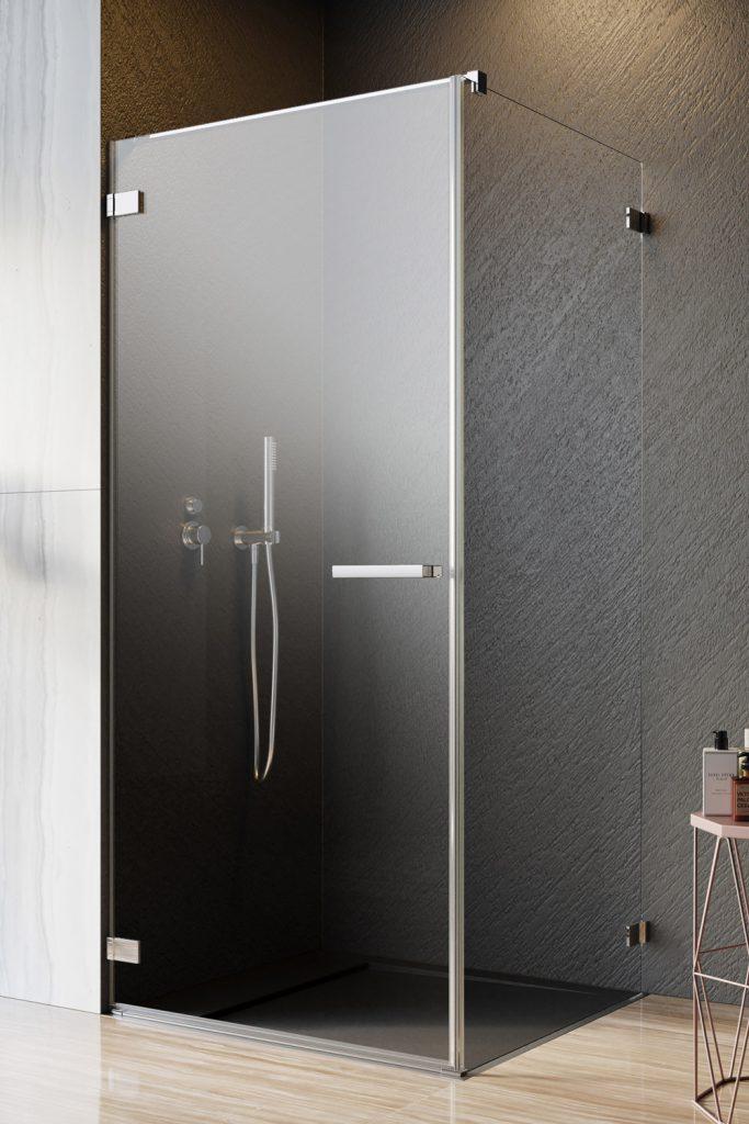 Kabiny Prysznicowe Zabudowane Szyby Prysznicowe Arta Ql Kdj I Radaway Bathroom Arta