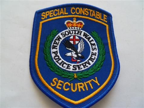 What Powers Do Nsw Police Special Constables Have Police Police Force Police Badge