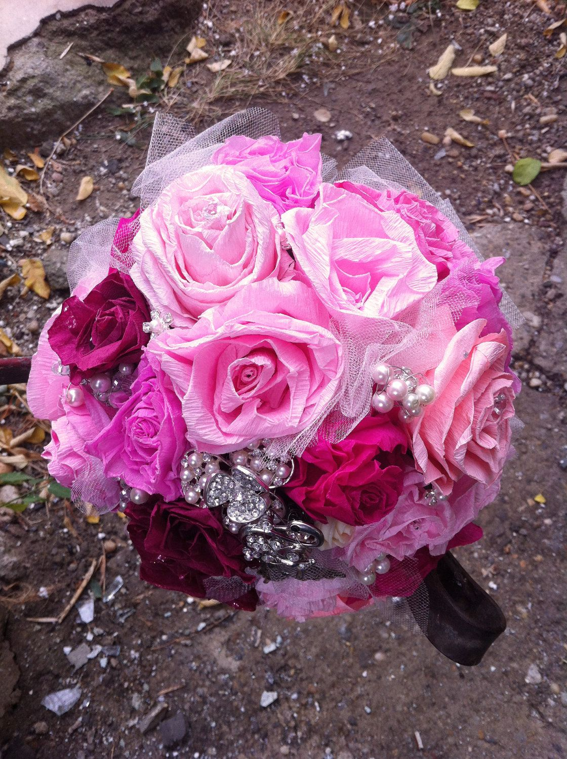 Diy Tutorial Video How To Make A Gorgeous Paper Flowers Bouquet