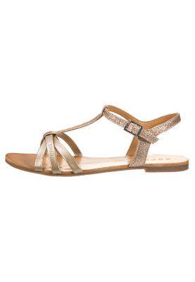 separation shoes eb7d9 3feee Esprit ADYA - Sandale - gold - Zalando.de | Shoes | Schuhe ...