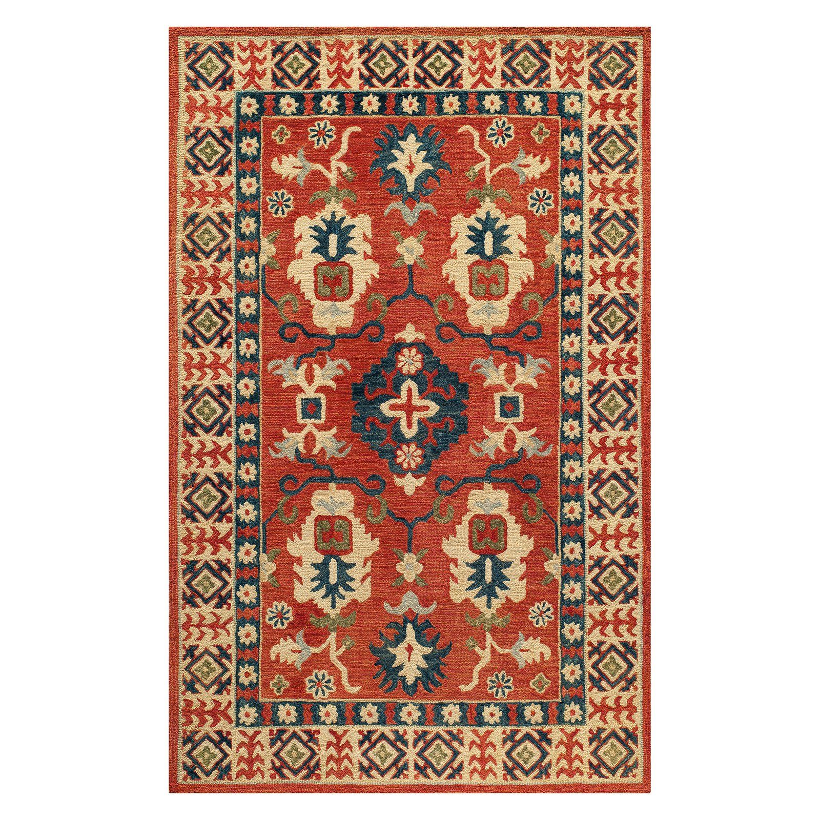 Momeni Tangier Tan 3 Indoor Area Rug Area Rugs Hand Tufted Rugs