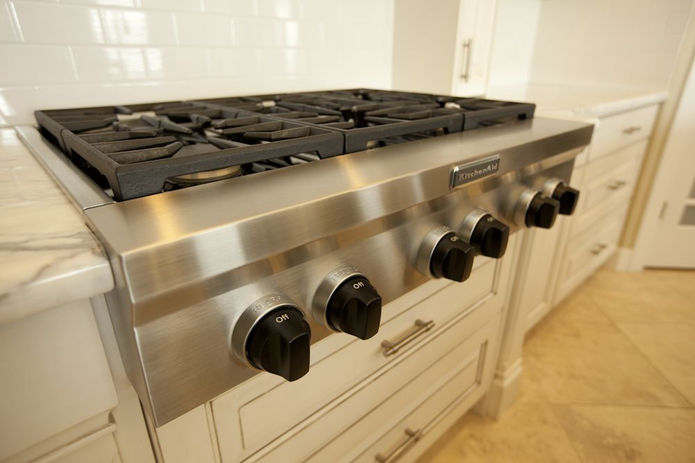 Collection Wasatch Plan Kitchen Gas Cooktop