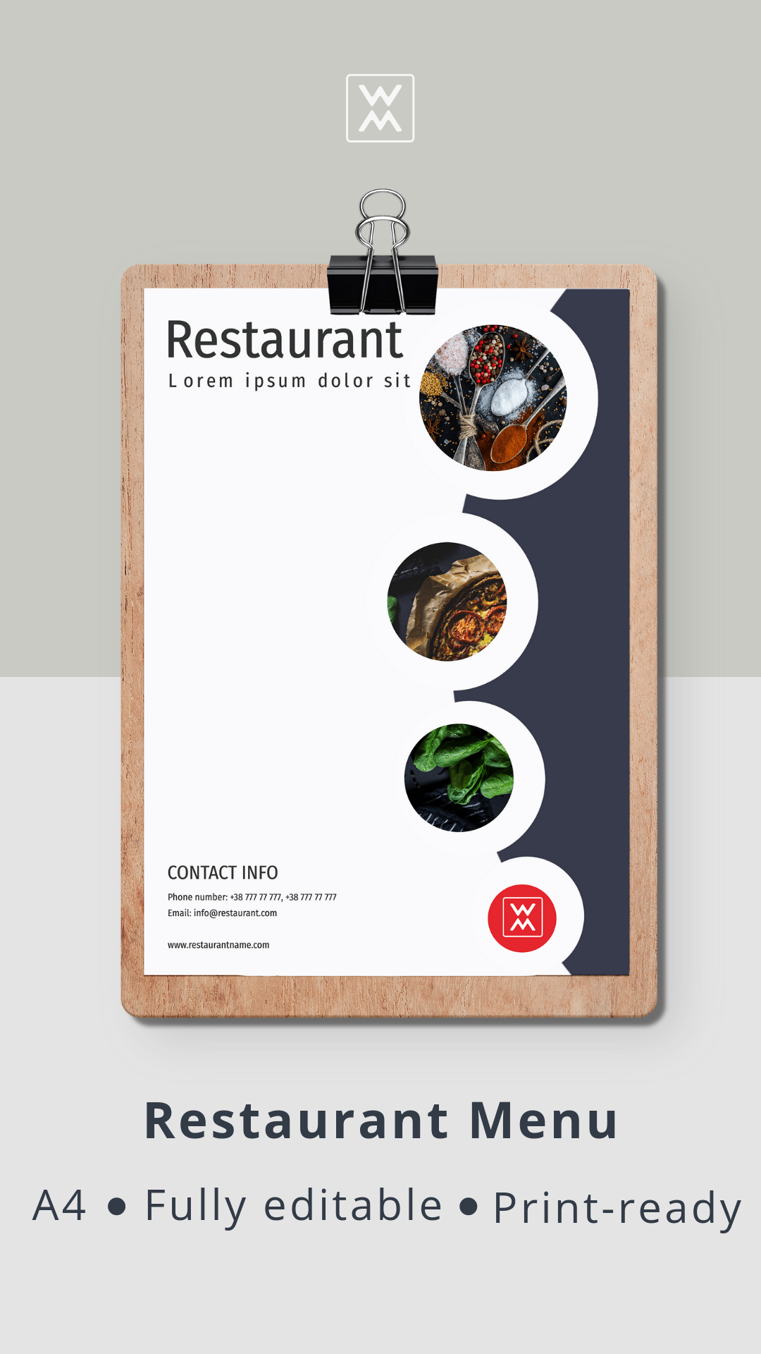 Menu Template Menu Card Design Restaurant Menu Design Menu Design