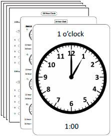 Clock Worksheets  Matematika    Clock Worksheets