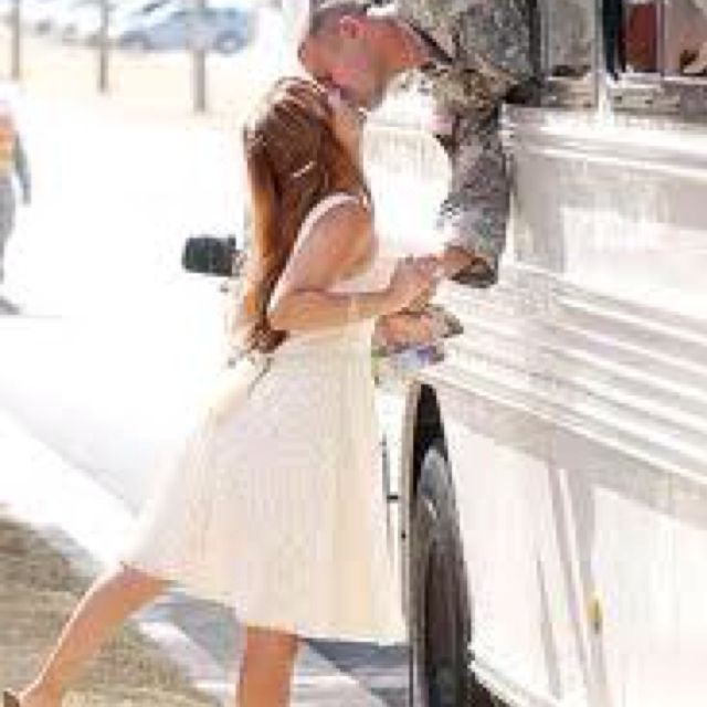 I hate those white buses! They always take away my husband.