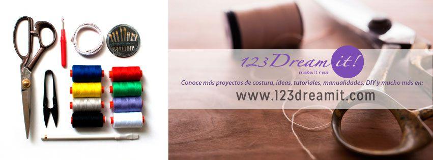Y tu... ¿Ya eres parte de la comunidad Dream it? Sólo regístrate en nuestro sitio web y mira todo por categoría y comparte tus propias ideas y consejos :) http://www.123dreamit.com/accounts/register/