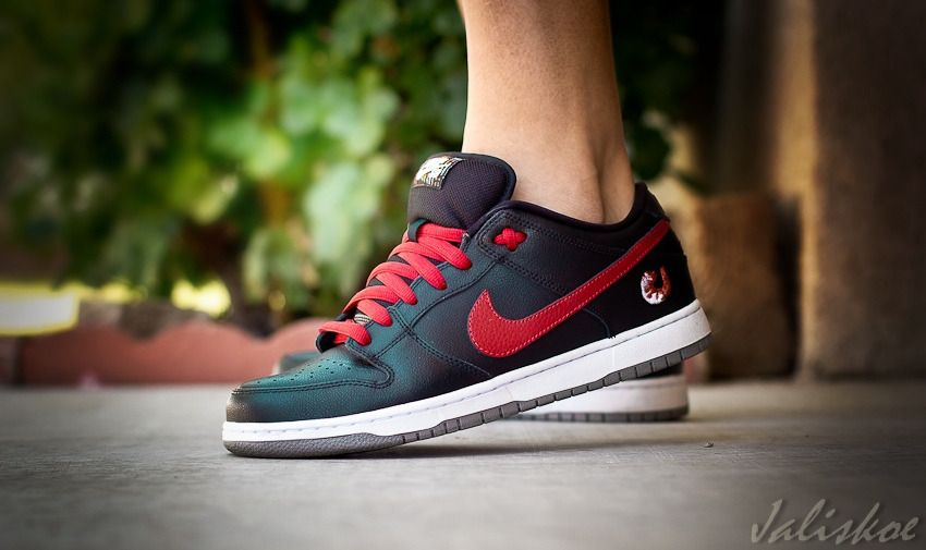 Nike SB Dunk Low 'Shrimp' (by