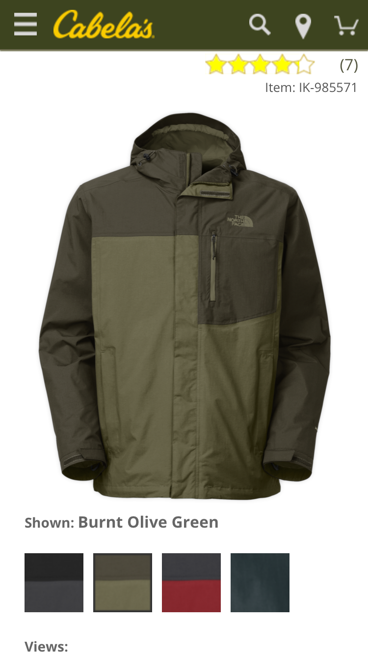 My New The North Face Atlas Triclimate Jacket Burnt Olive Green Triclimate Jacket Olive Green The North Face [ 1334 x 750 Pixel ]