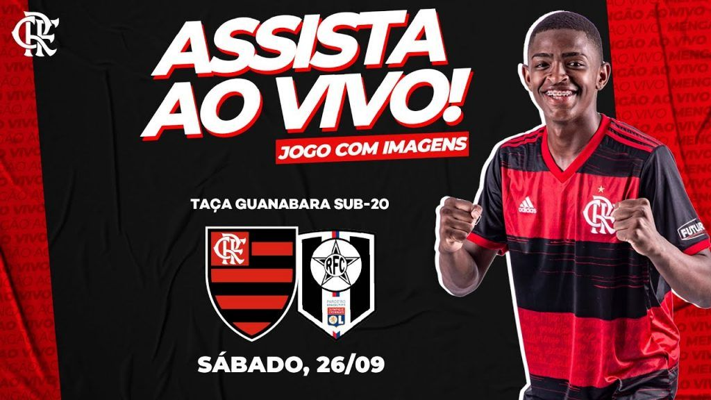 Assistir Flamengo X Resende Futebol Ao Vivo Taca Guanabara Sub 20 Pela Fla Tv Futebol Stats Taca Guanabara Futebol Ao Vivo Futebol