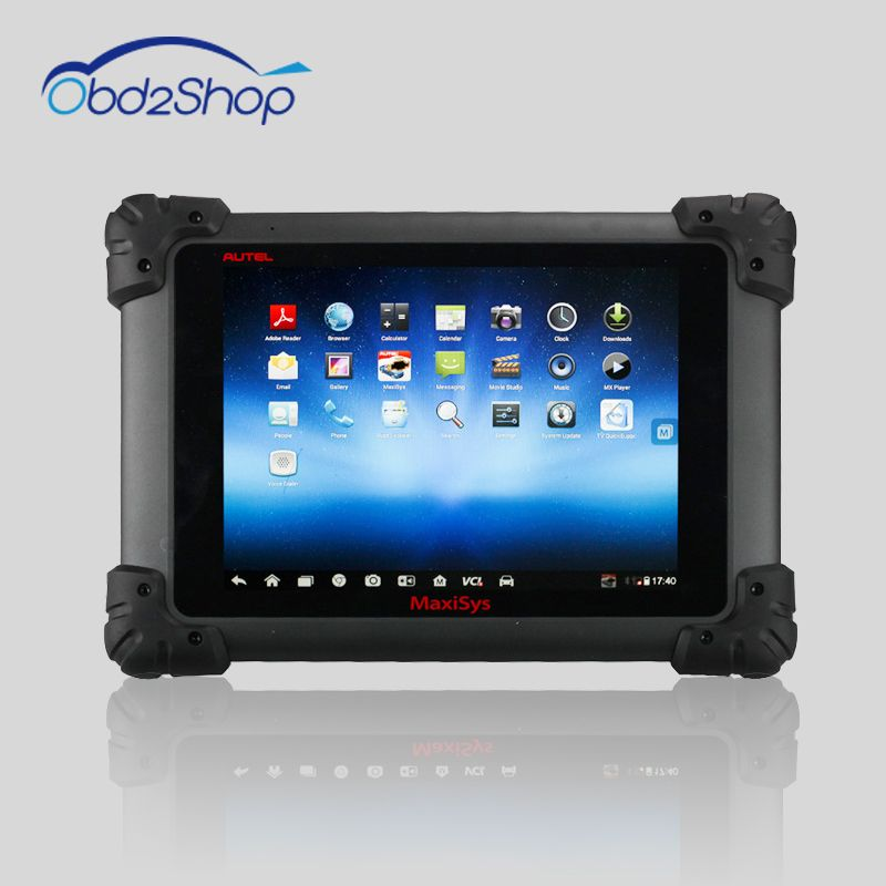 Autel maxisys ms908 maxisys diagnostic system update