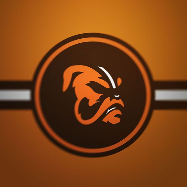 Cleveland Browns Concept On Behance Cleveland Browns Logo