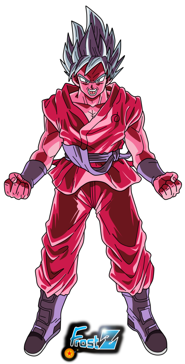 Goku Super Saiyan Blue Kaio Ken X10 By Frost Z On Deviantart Goku Super Saiyan Blue Goku Super Saiyan Dragon Ball