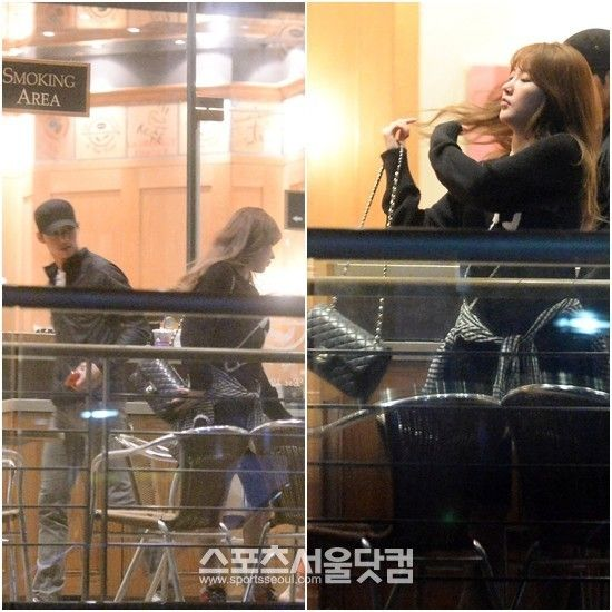 Breaking Breaking T Ara S Soyeon And Oh Jong Hyuk Revealed To Have Been Dating For The Past 3 Years The Past Dating Reveal