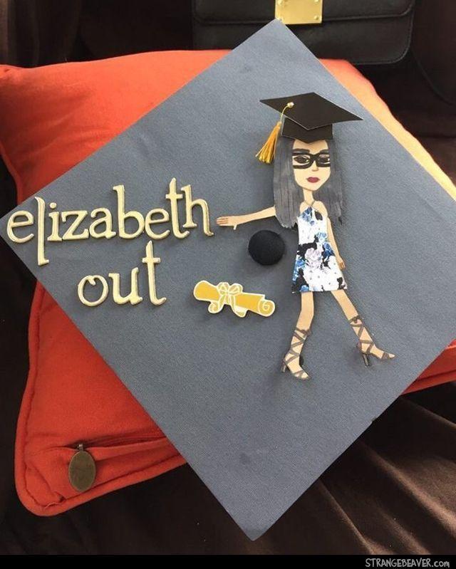 Funny Graduation Caps Graduation Ideas Funny