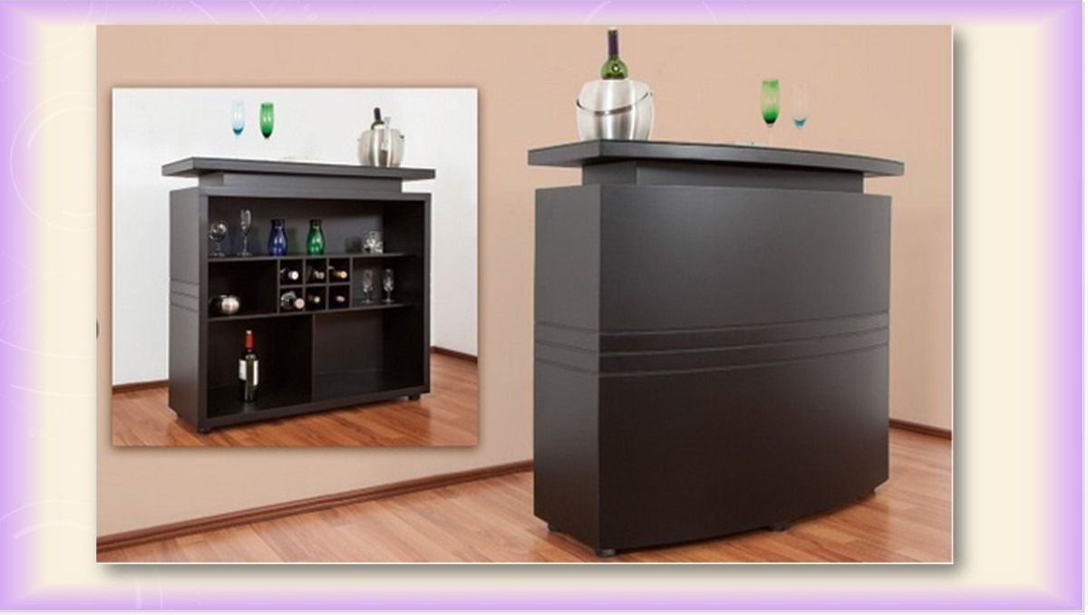 Barra de bar minimalista buscar con google casa kr 39 s for Mueble barra bar