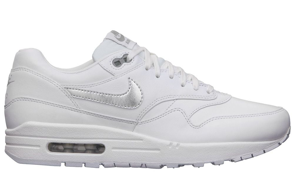 Nike Air Max 1 Dames Formateurs En Cours Dexécution