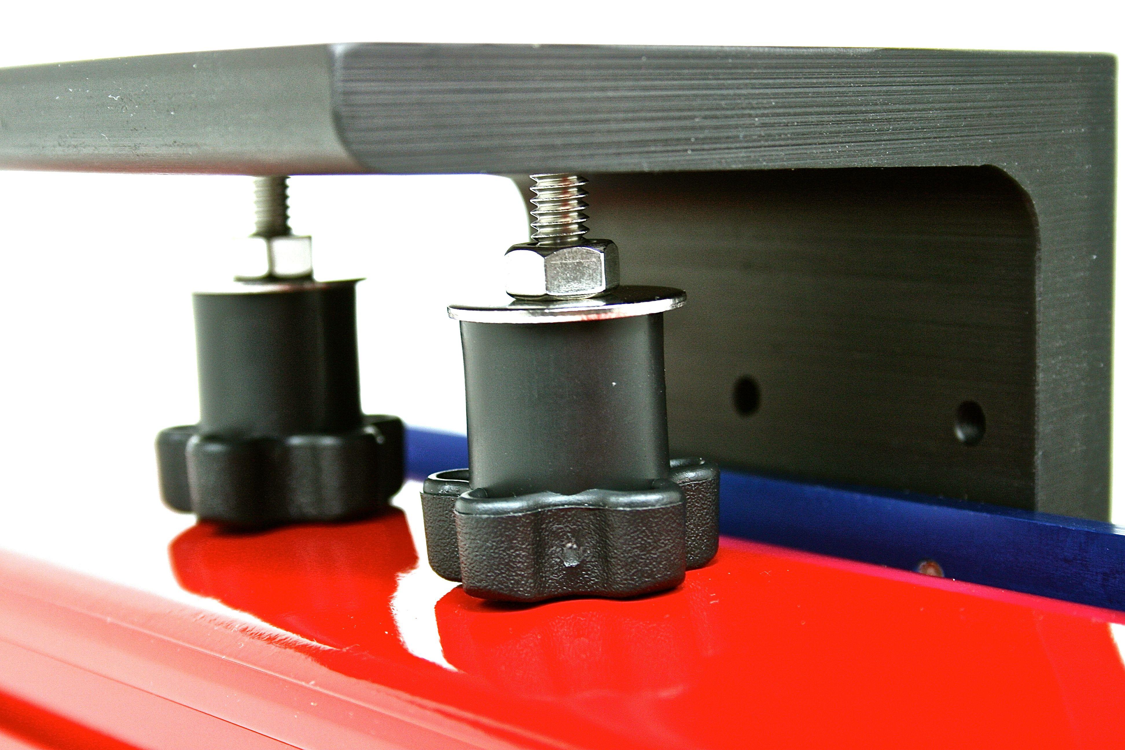 Accessory Holder Versatrack gunnel Downrigger Bracket Tracker Boat