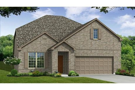 Cadmar By Beazer Homes At Williamsburg House Styles Home House