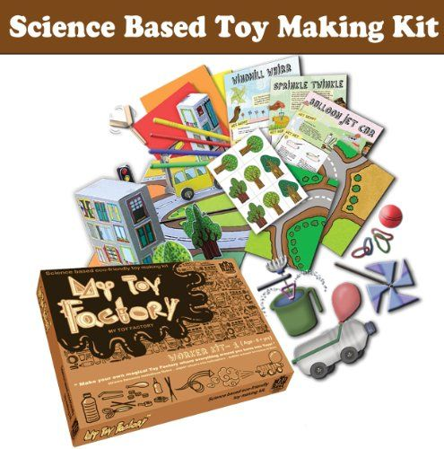 special offers my toy factory learn science by making and breaking toys in