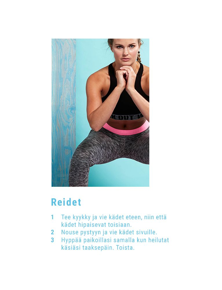 Refresh your workout - Gina Tricot