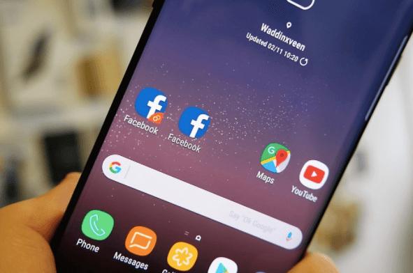 Cara Menggunakan Aplikasi Dual Messenger Di Samsung Note 8 Dengan Os Oreo Pesan Instan Samsung Oreo
