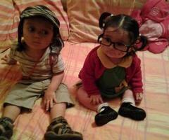 hermosos niñitos
