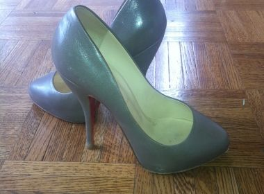 Used Christian Louboutin Women's Shoes Pumps | Christian Louboutin shoes | Designer Consignment Online