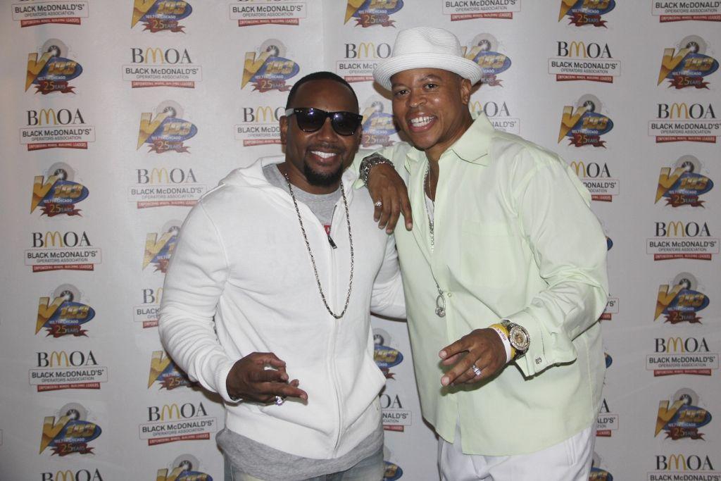 Photos: BMOA Block Party with R&B singer Avant