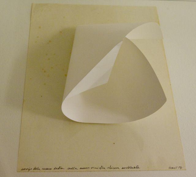 """Paolo Icaro: """"Appunti di Viaggio, 1967 – 2014"""", Galleria Peep-Hole, Milano"""