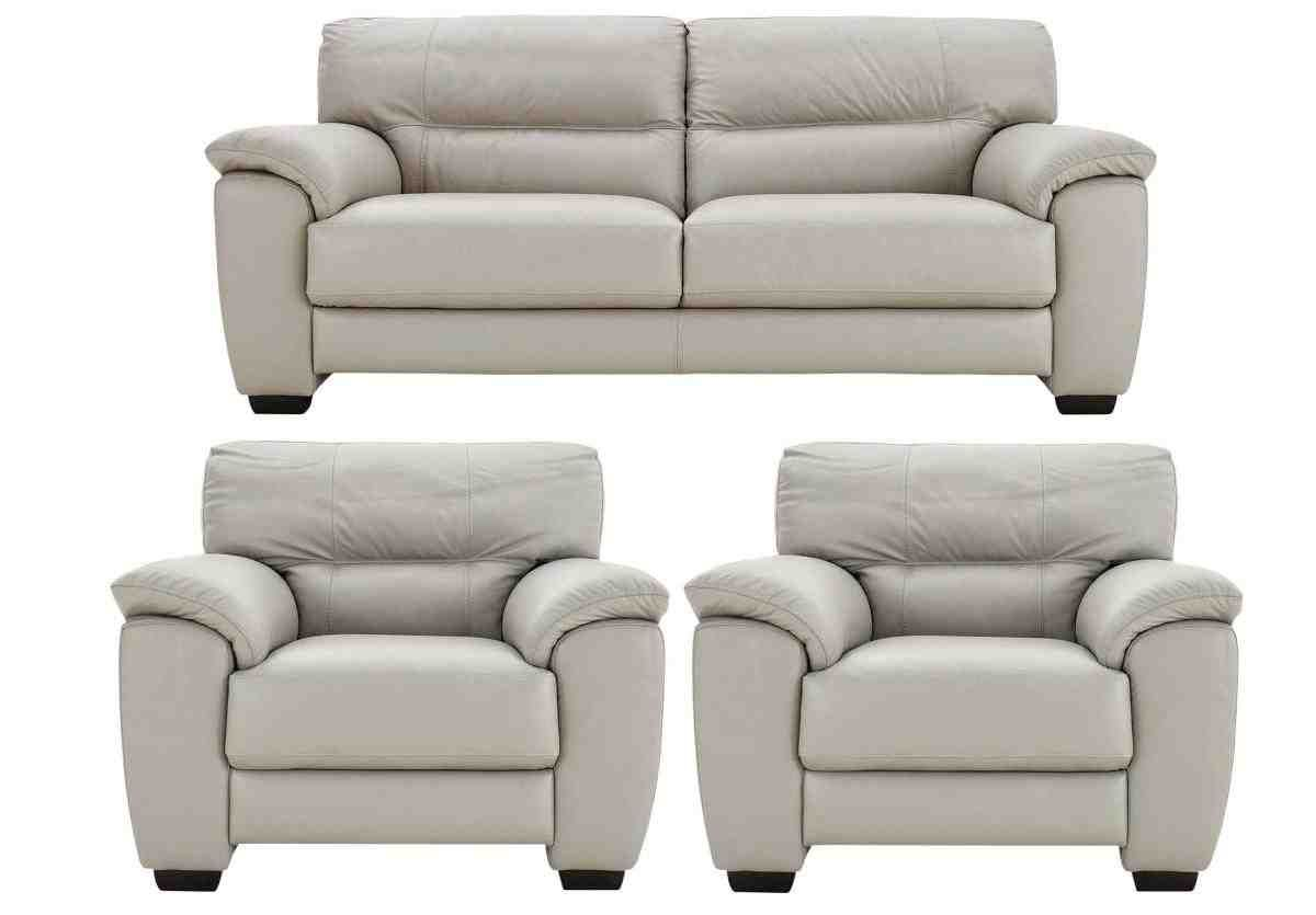 3 Seater Sofa and Chair | REXINE SOFA | 3 seater sofa, Sofa, Chair