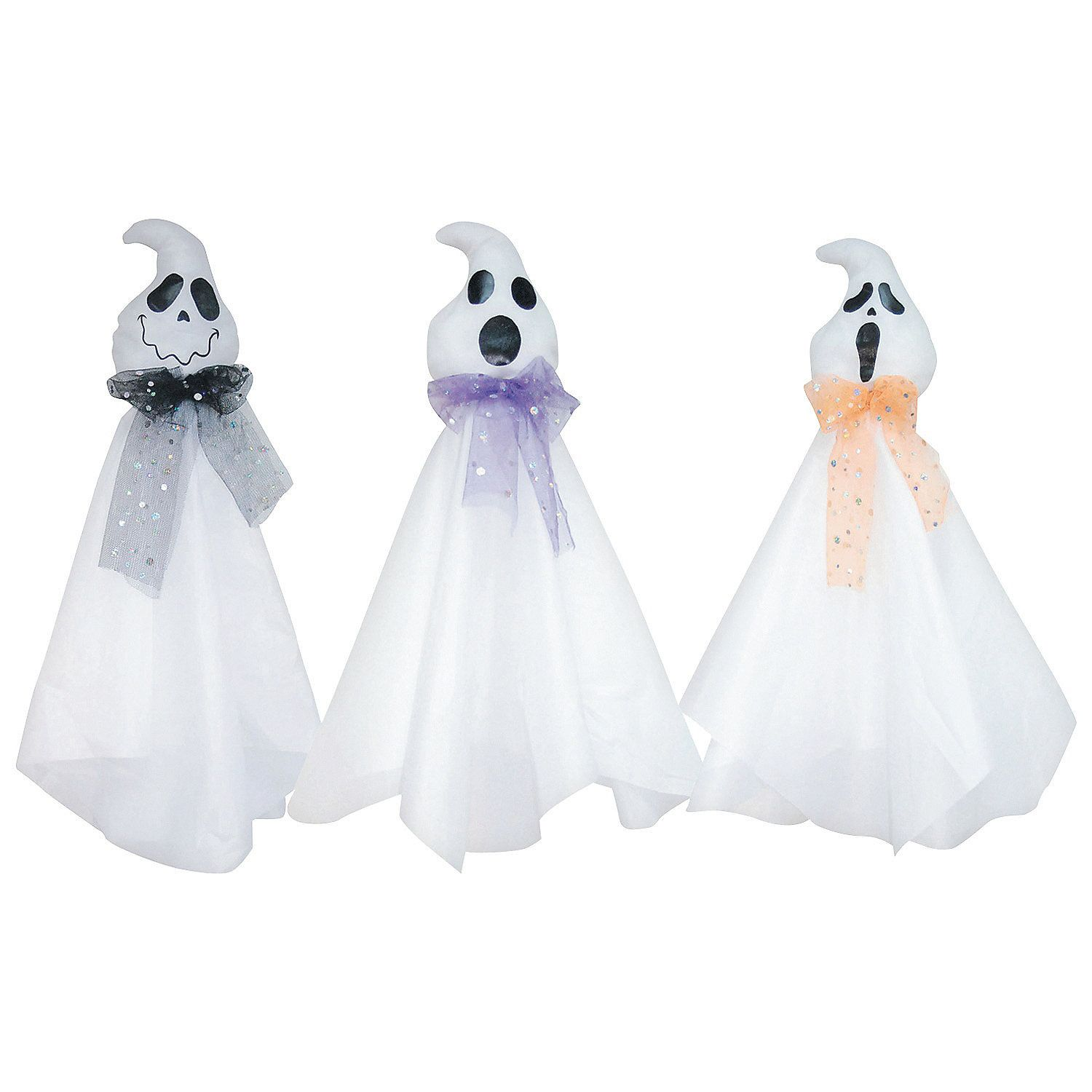 Hanging+Friendly+Ghost+-+OrientalTrading Halloween Pinterest - Halloween Ghost Decorations